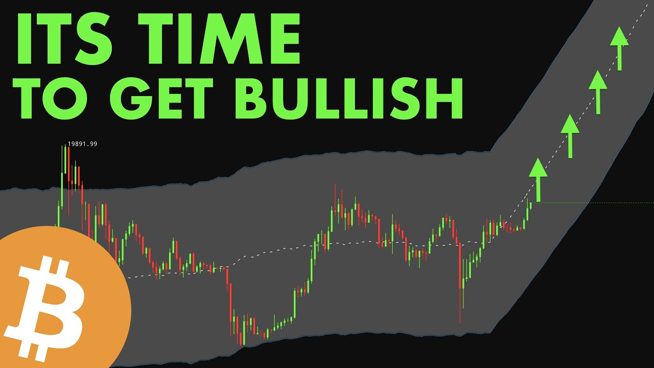 ITS TIME TO GET BULLISH ON CRYPTO | #BITCOIN SETTING RECORDS
