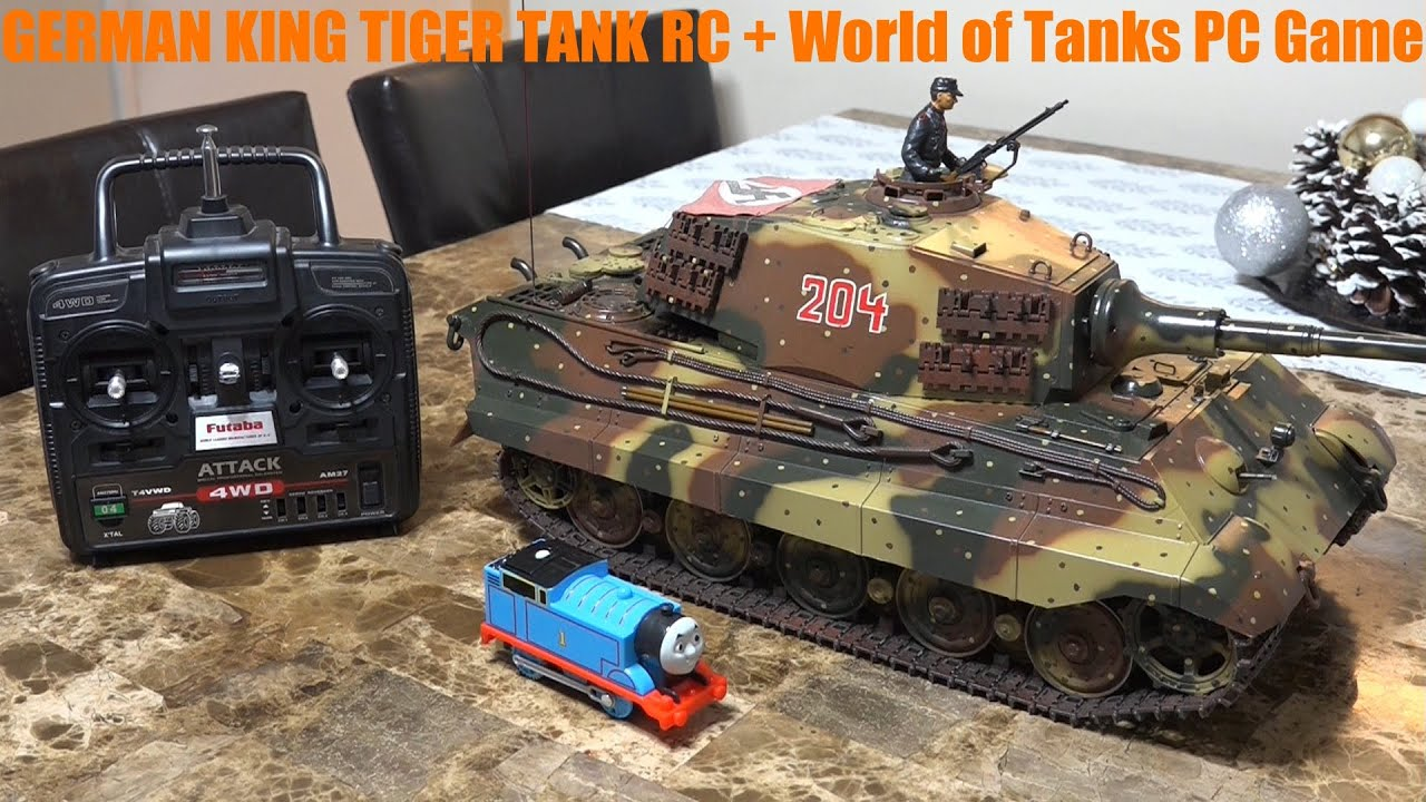 What is RC in World of Tank and how to use it