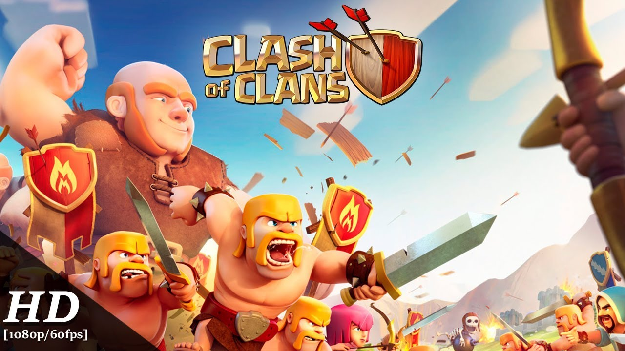 clash of clans download android uptodown