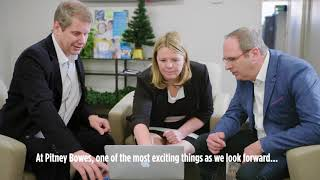 Partnering in Success - Pitney Bowes