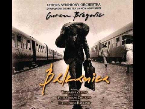 Goran Bregovic & Athens Symphony Orchestra - Kalasnjikov