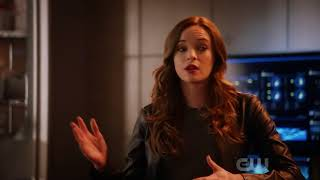The Flash 4x21/Amulet give Caitlyn a concussion bomb/Team Flash finds out about Devoe's wife