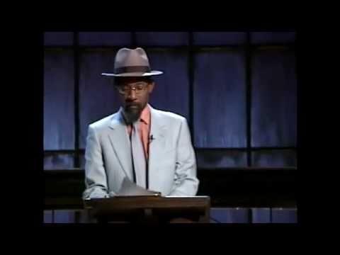 Def Poetry: Linton Kwesi Johnson-