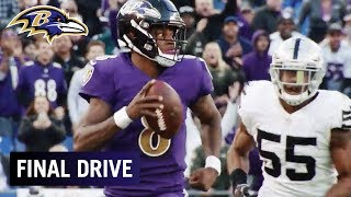 Lamar Jackson is Faster Than You Think | Ravens Final Drive