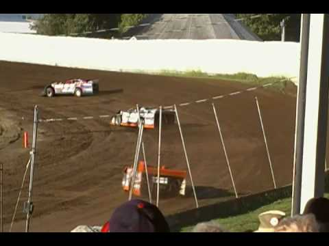 """Corn Belt Clash"" Late Model Series Hot Laps @ Fayette County Speedway, Iowa"