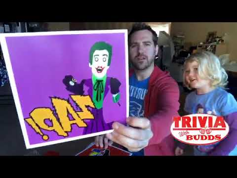 Unboxing Pop Culture Art Prints from Drew A. Blank!