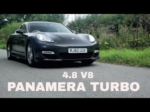Porsche Panamera Turbo Review.