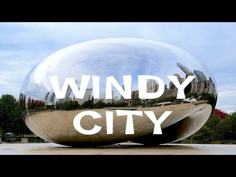 The City On Lake Michigan (The Windy City)