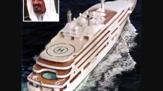 Top Ten Largest Yachts in the World