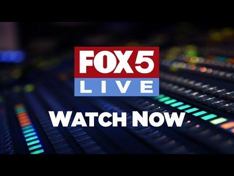 FOX 5 LIVE: Breaking: shots fired near Capitol Hill; suspect in custody; police cruiser hit