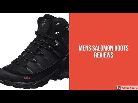 Mens Salomon Boots Reviews - Best Mens Salomon Boots