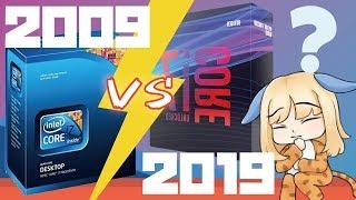 初代Core i7と最新のCore i7の性能を比較検証。10年で性能はどこまで進化したのか?
