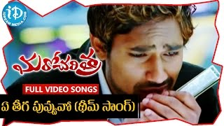 Maro Charitra Songs - Ye Teega Puvvuno Theme Video Song || Varun Sandesh, Anita  || Mickey J Meyer