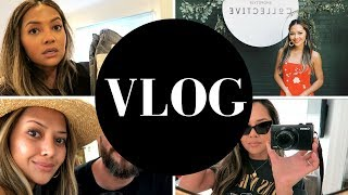 VLOG: Life Update, Contacts, Cleaning Out My Closet, Chemical Peel, Shopping Tips and more!