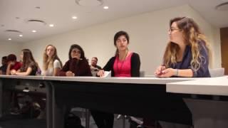 Jerusalem Peacebuilders Visits the United Nations