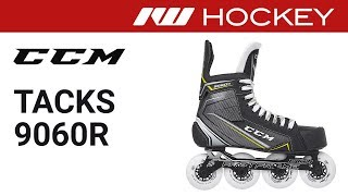 CCM Tacks 9060R Skate Review