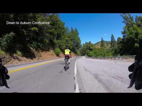 2017 Cycling - Auburn Confluence Downhill