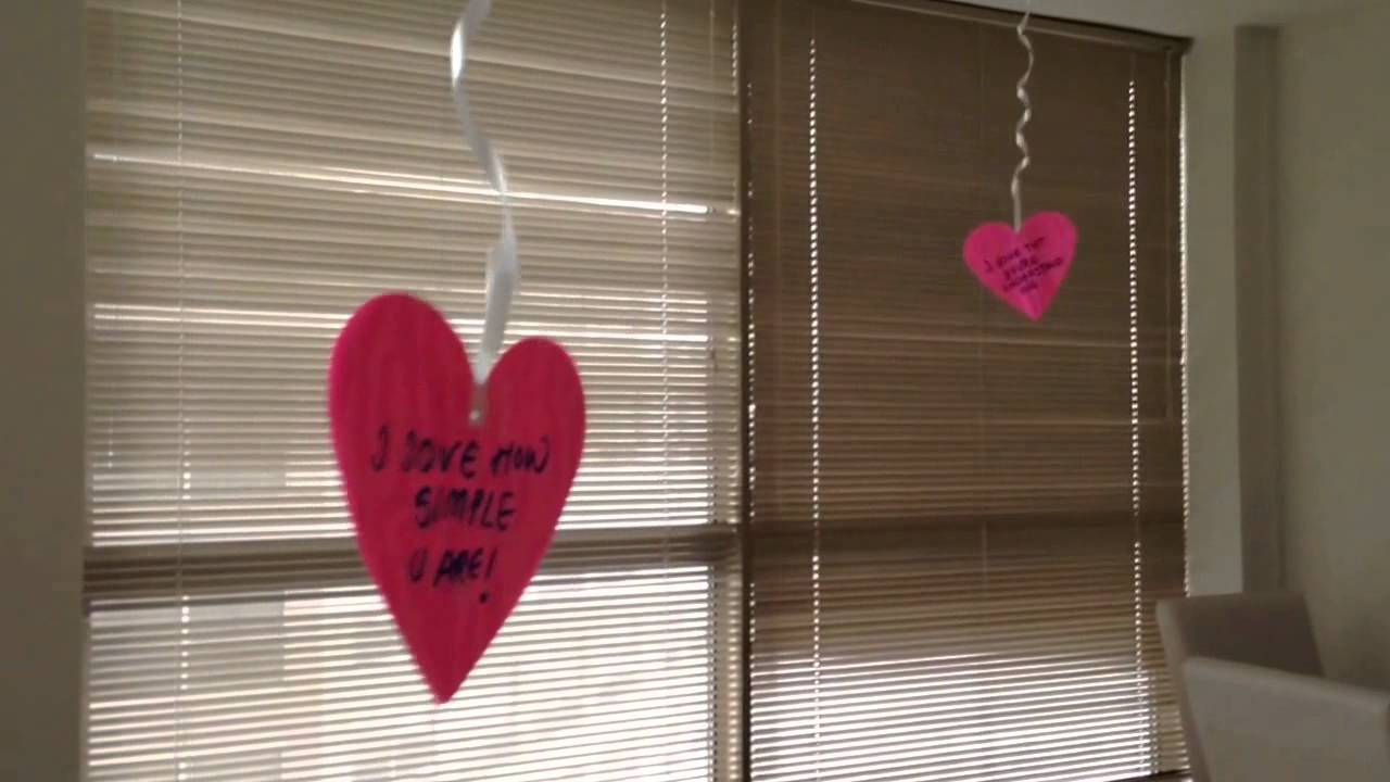 Wonderful Valentineu0027s Day Home Decor To Surprise My Husband