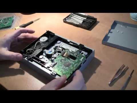Cheapo Tech: Flash/Fix Failed Xbox 360 Slim Kamikaze Hack by Replacing Unlocked PCB Board on Drive
