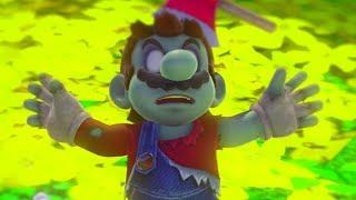 MARIO SE CONVIERTE EN ZOMBIE ! | Super Mario Odyssey
