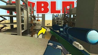 THE WEEK on ROBLOX IN FIRST PERSON!! - Roblox ITA