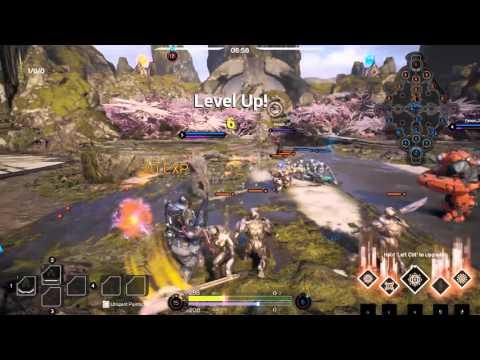 Paragon Murdock PC Gameplay