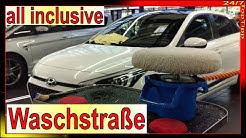 Mega Auto Waschstraße - Waschen, Innenreinigung, Fenster, Politur zum Schnäppchenpreis - Hyundai i20