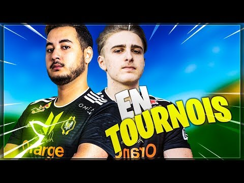 ON LÂCHE LA BÊTE TEEQZY EN TOURNOI DUO ! (TOP1)