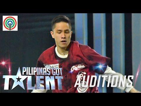 Pilipinas Got Talent Season 5 Auditions: Joey Alberto - Fil-Am Dancer
