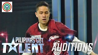 Pilipinas Got Talent Season 5 Auditions: Joey Alberto - Fil-Am Dancer