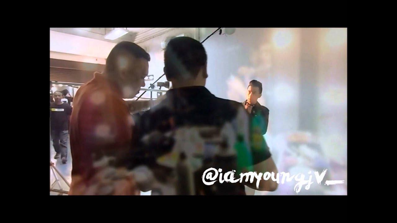 Young JV looks up to Vice Ganda: /Yung pinagdaanan niya