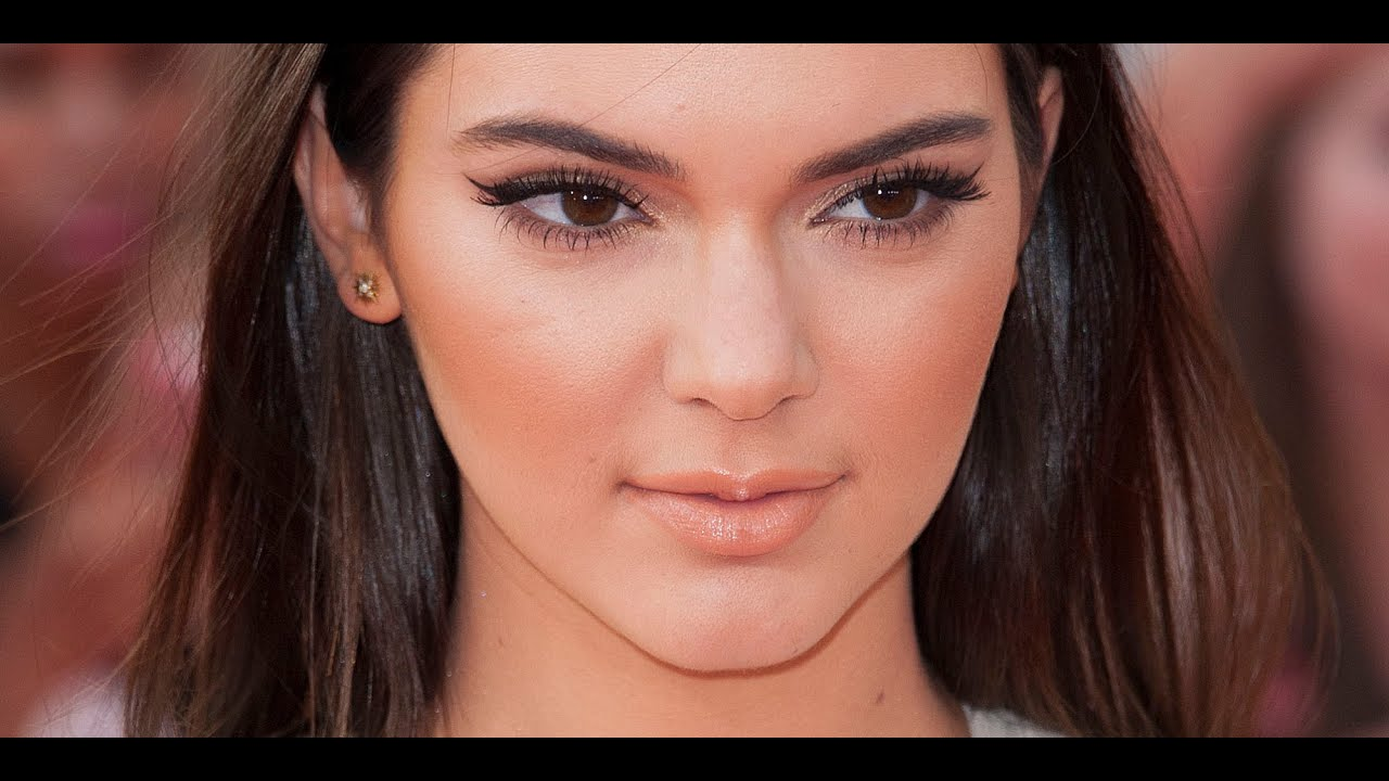 Maquillaje Kendall Jenner Natural Youtube