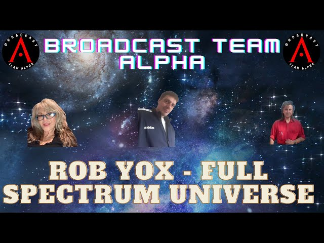 Explore unknown fact & figures, know the hidden truth with Rob Yox from Full Spectrum Universe