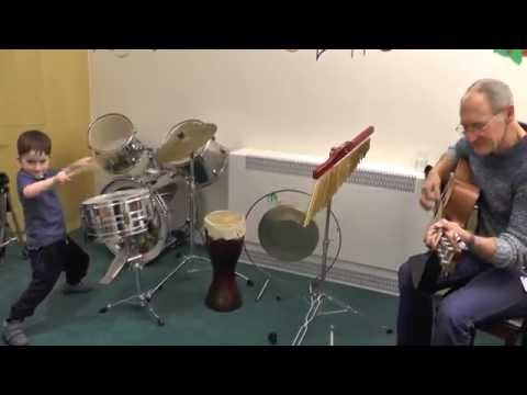 The role of music therapy in end of life care for children