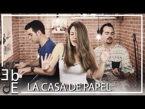 LA CASA DE PAPEL | Canción Cabecera (Versión de El Beso del Escorpión)
