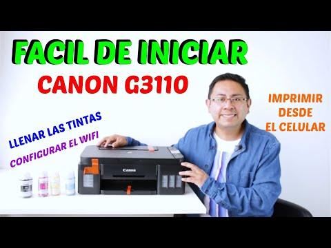 impresora-canon-g3110-inicio-llenado-de-tintas-y-wifi