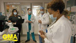 Houston hospitals prepares for Pfizer vaccine delivery   GMA
