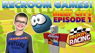 Roblox Meep City Day 1 - JaxiePlays in Meep City, starting from scratch! Learn How To Play Meep City