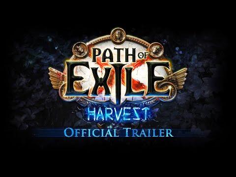 Nästa Path of Exile-expansion presenterad Farma ordentligt i Harvest