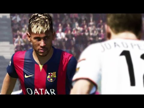 PES 2015 - Gameplay Trailer (PS4/Xbox One)