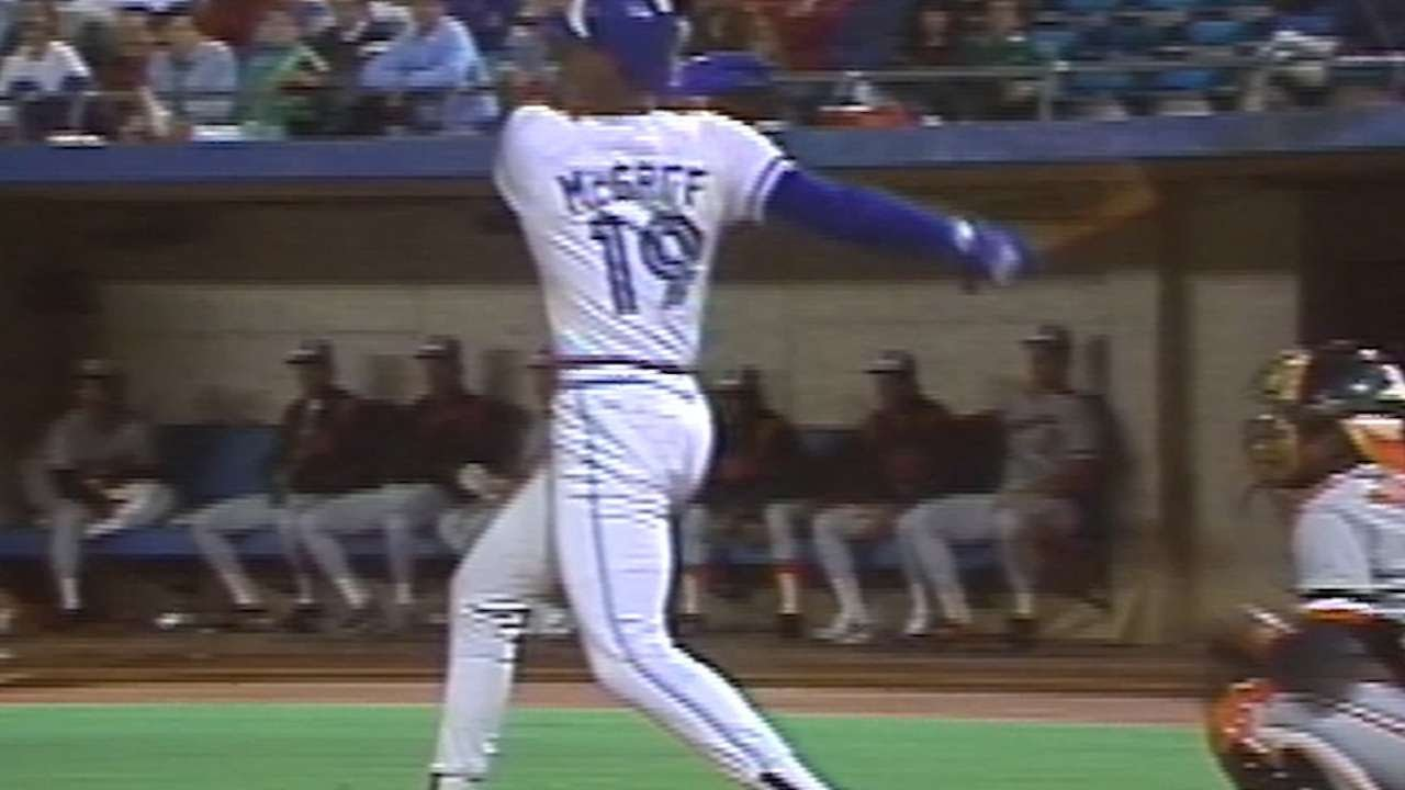 best service ce0fb d632f BAL@TOR: McGriff hits Blue Jays' 10th homer of game