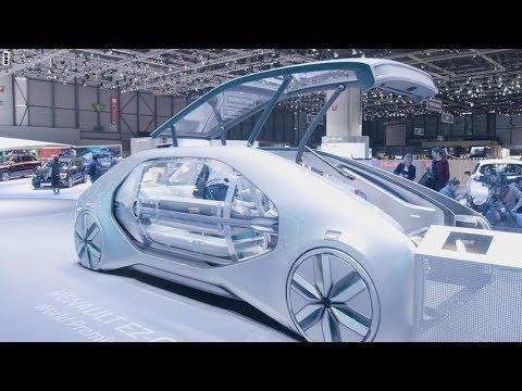 هل نرى هذه السيارات الغريبة قريباً في طرقاتنا؟