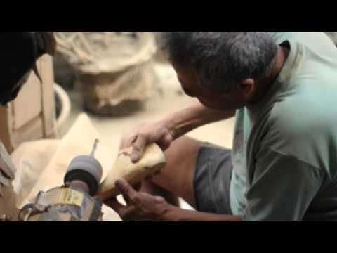 Shoe Lasts Making