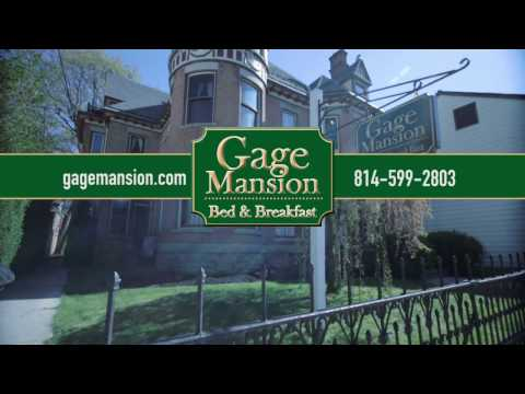 2017 Gage Mansion Bed and Breakfast 30sec