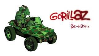 Gorillaz - Re-Hash - Gorillaz