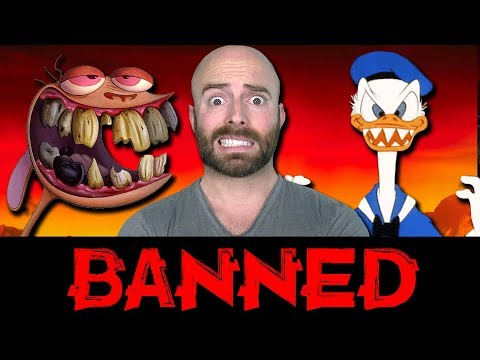 10 Cartoons That Would Be BANNED Today