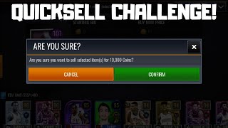 101 KYRIE IRVING COIN MAKING QUICKSELL CHALLENGE IN NBA LIVE MOBILE 20!!!