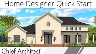 Quick Start Demo- Home Designer 2020