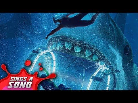 The Megalodon Song (The Meg Parody By Jason Statham)