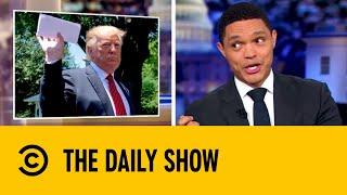 Baixar Donald Trump's Pen Pals With Mexico and North Korea | The Daily Show with Trevor Noah
